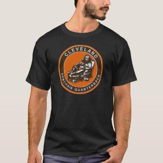 Cleveland THE ARMCHAIR QB Football T-Shirt
