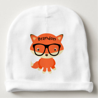 Clever Fox Baby Beanie