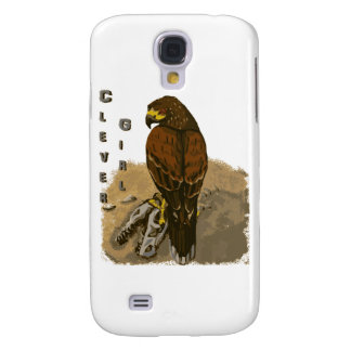Clever Girl - Two Raptors Galaxy S4 Case