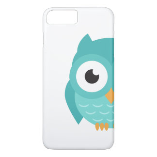 Clever Owl Summer 2017 iPhone 7 Plus Case