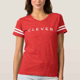 CLEVER's 'Throwback Team Spirit Tee' T-Shirt