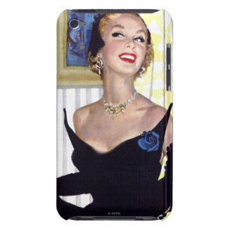Clever Women Are Dangerous Too iPod Touch Case-Mate Case