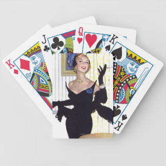 Clever Women Are Dangerous Too Poker Deck