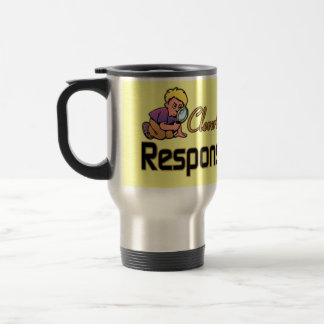 CLEVERLY DISGUISED AS RESPONSIBLE ADULT MUGS