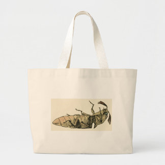 Click Beetle Tote Bags