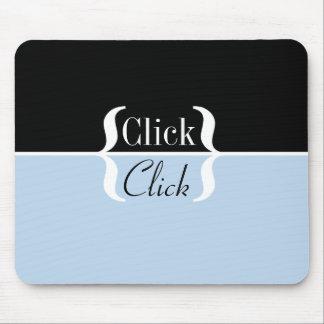 Click Click Mouse Mat