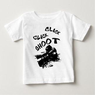 Click click shoot baby T-Shirt