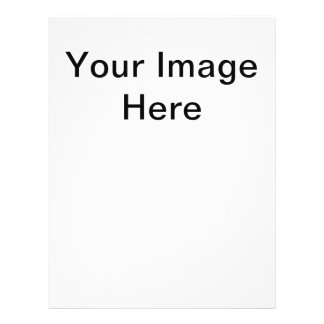 CLICK CUSTOMIZE IT - ADD YOUR PHOTO HERE! MAKE OWN 21.5 CM X 28 CM FLYER