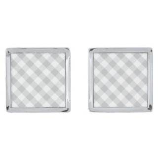 Click Customize it Change Grey to Your Color Pick Silver Finish Cuff Links