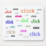 click mousepad