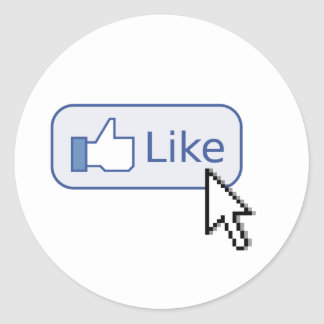 """Click on """"like"""" Stickers"""