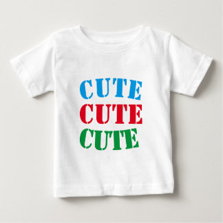 Click STYLE to choose boys girls teens adult sizes Baby T-Shirt
