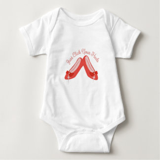 Click Your Heels Baby Bodysuit