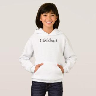 Clickbait  girls hoodie