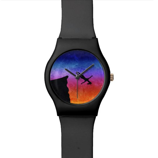 Cliff Dive Unicorn Watch