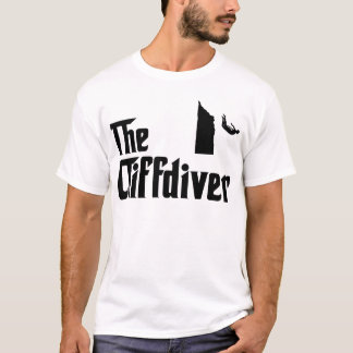 Cliff Diving T-Shirt