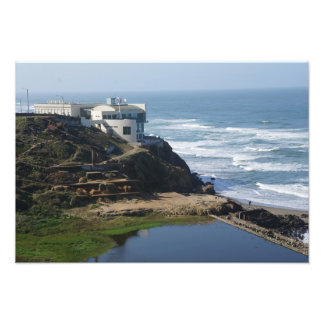 Cliff House San Francisco, California Photo Print