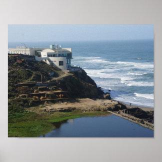 Cliff House - San Francisco, California Poster