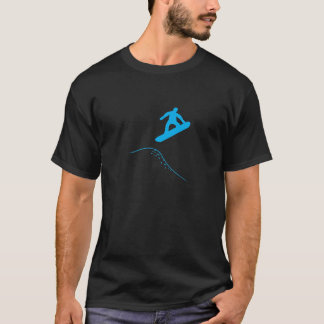cliff jump T-Shirt