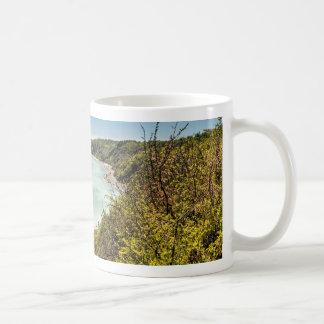 Cliff on the Baltic Sea coast Mug