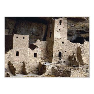 Cliff Palace, Mesa Verde, Colorado, USA Custom Invitations