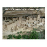 Cliff Palace Post Card