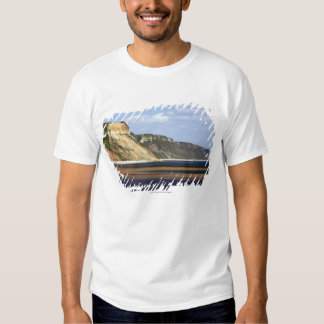 Cliffs Along Jurassic Coast Shirts