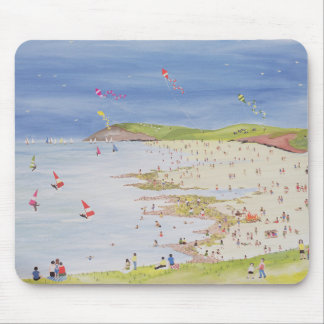 Cliffs and Bay Mouse Pad