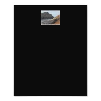 Cliffs at Watermouth Devon UK On Black Flyer
