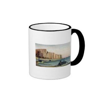 Cliffs, c.1897 coffee mug