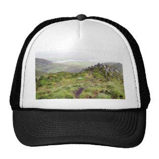 Cliffs In Ireland Trucker Hats