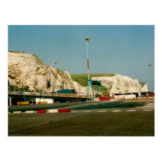 Cliffs of Dover - England Postcard