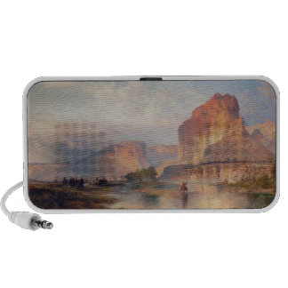 Cliffs of Green River - 1874 iPod Speakers