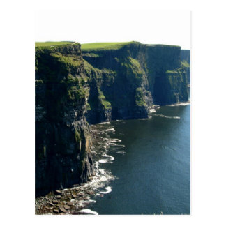 Cliffs of Moher  County Clare Ireland Postcard