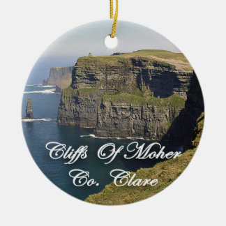 Cliffs Of Moher Ireland, Christmas Ornament, Christmas Ornament