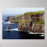 Cliffs of Moher Ireland Print