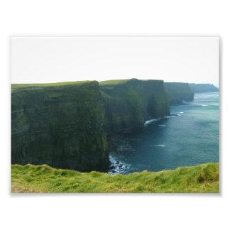Cliffs of Moher Photograph