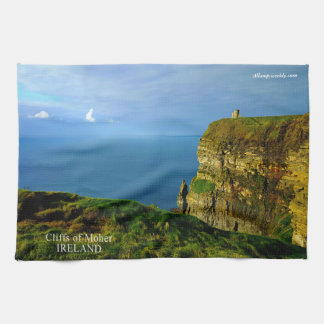 Cliffs of Moher towel