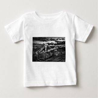 Clifton Bridge BW Baby T-Shirt