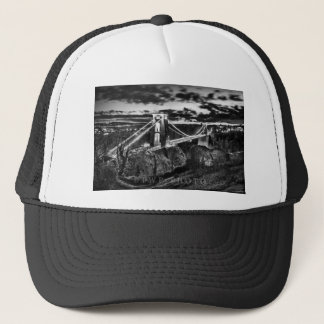 Clifton Bridge BW Trucker Hat