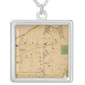 Clifton, Ohio Silver Plated Necklace