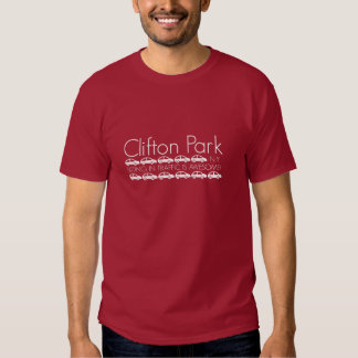 Clifton Park - Sitting in Traffic is Awesome! Tshirt