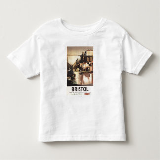 Clifton Suspension Bridge and Boats Toddler T-Shirt