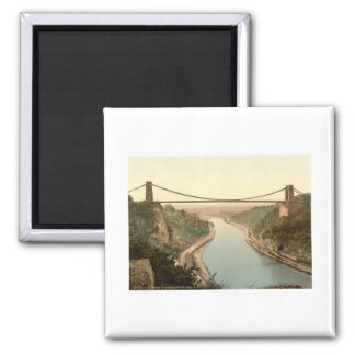 Clifton Suspension Bridge II, Bristol, England Magnet