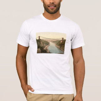 Clifton Suspension Bridge II, Bristol, England T-Shirt