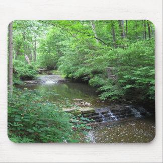 Clifty Falls Creek Mousepad