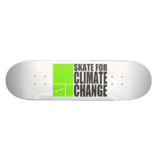 Climate Change Skate Board Decks
