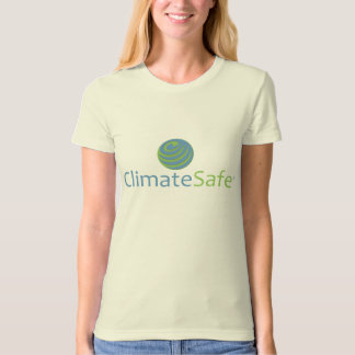 ClimateSafe Ladies Organic T-Shirt