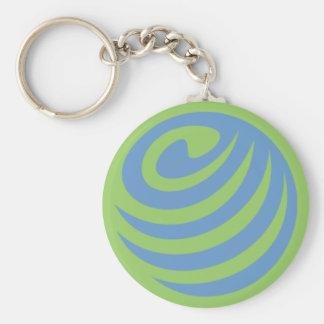 ClimateSafe Logo Keychain