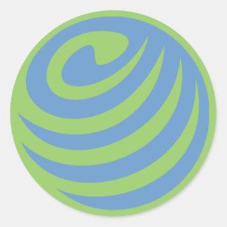 ClimateSafe Logo Sticker